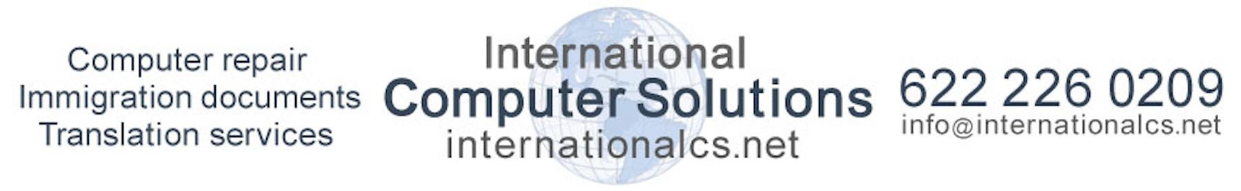 International Computer Solutions