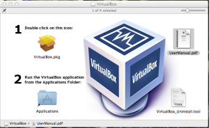 VirtualBox Installer Disk Image