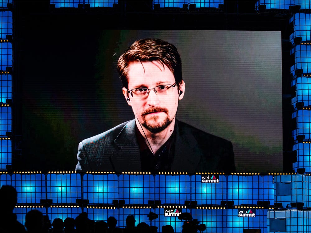 My Thoughts on Snowden's Post COVID19 Information Reality