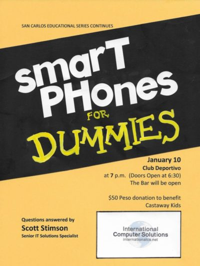 Smart Phones for Dummies